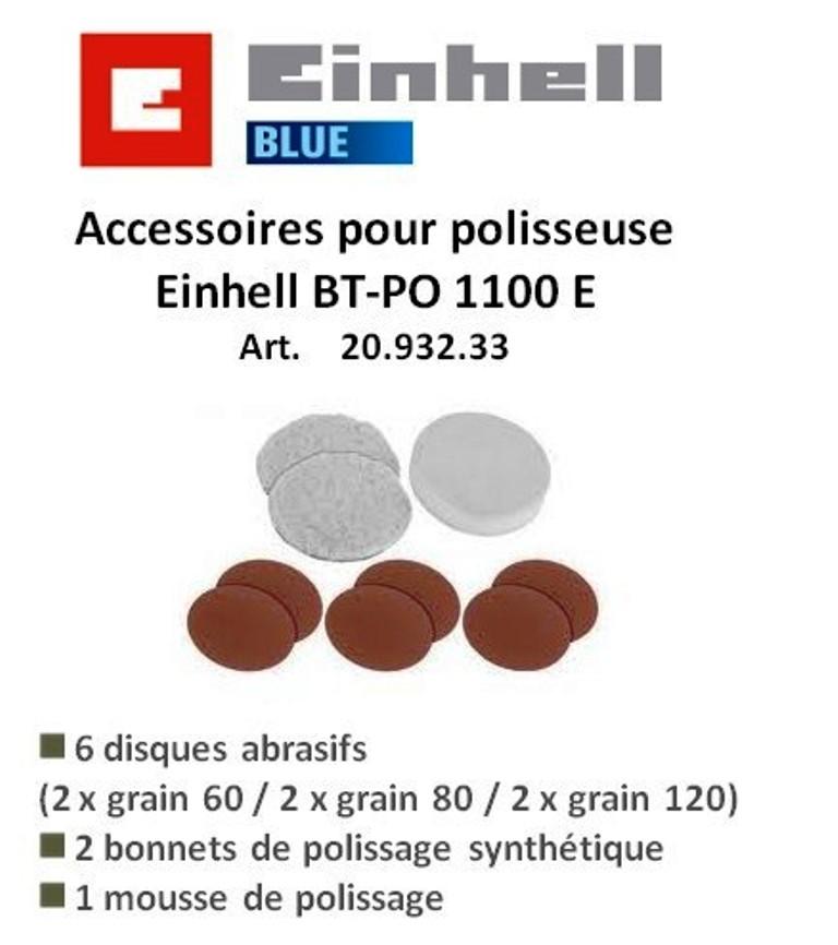 Einhell BT-PO 1100 pol�roz� k�szlet